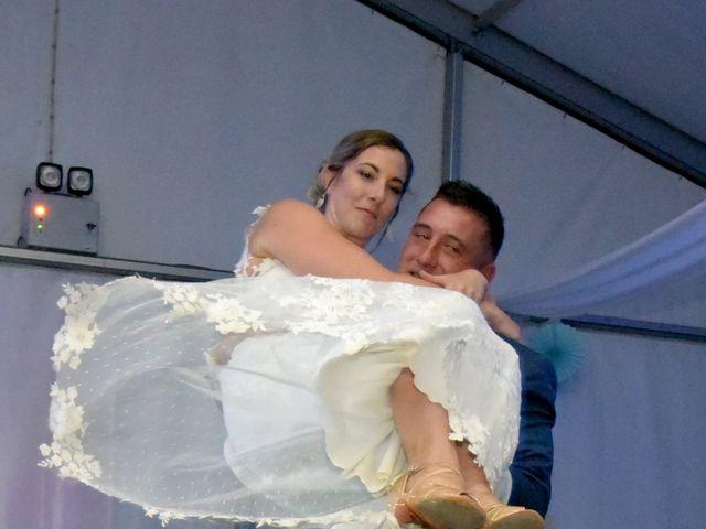 Le mariage de Valentin et Mélanie à Belpech, Aude 593