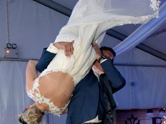 Le mariage de Valentin et Mélanie à Belpech, Aude 595