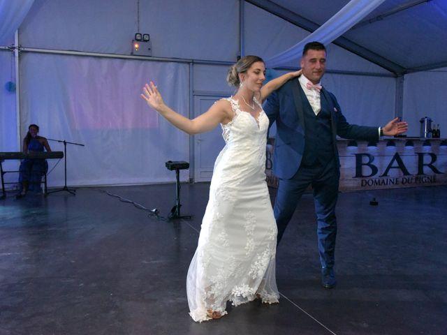 Le mariage de Valentin et Mélanie à Belpech, Aude 599