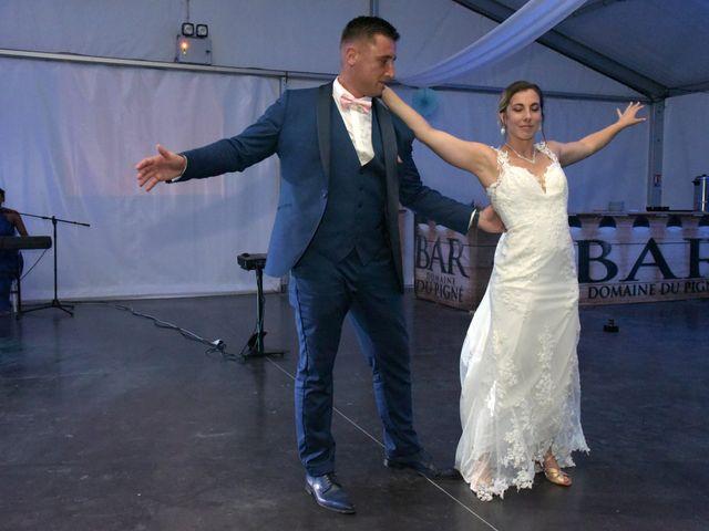 Le mariage de Valentin et Mélanie à Belpech, Aude 600