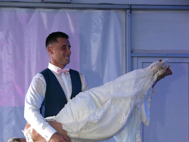 Le mariage de Valentin et Mélanie à Belpech, Aude 605