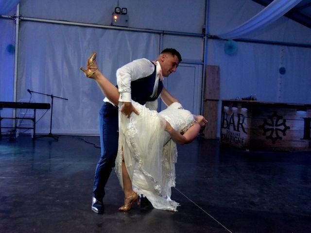 Le mariage de Valentin et Mélanie à Belpech, Aude 610