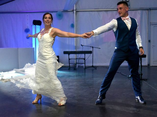 Le mariage de Valentin et Mélanie à Belpech, Aude 611