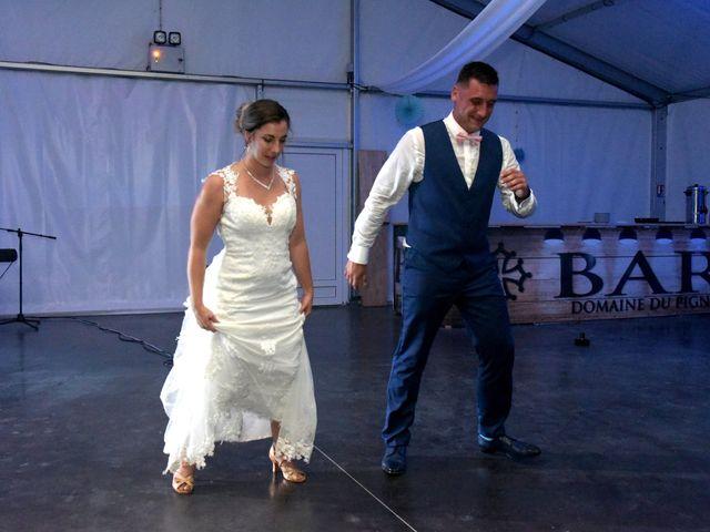 Le mariage de Valentin et Mélanie à Belpech, Aude 612