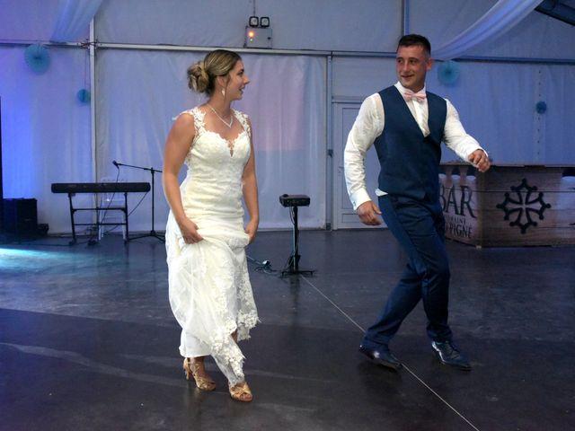 Le mariage de Valentin et Mélanie à Belpech, Aude 614