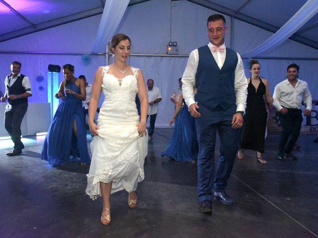 Le mariage de Valentin et Mélanie à Belpech, Aude 617