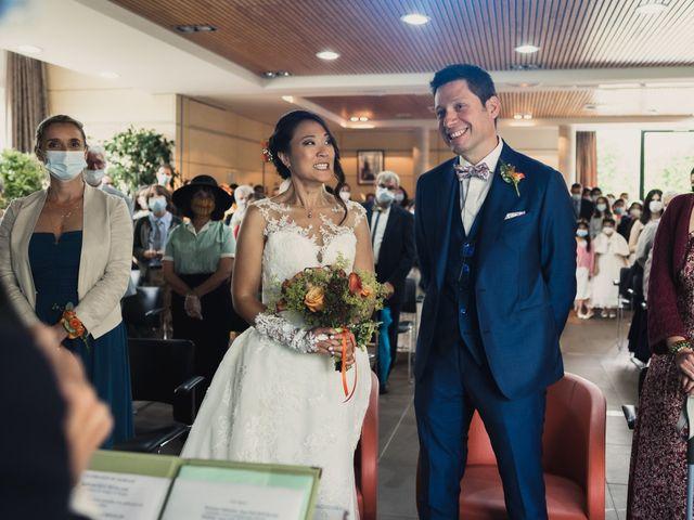 Le mariage de Sebastien et Anne-Line à Magny-le-Hongre, Seine-et-Marne 30