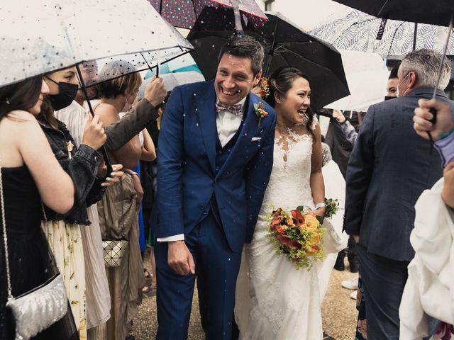 Le mariage de Sebastien et Anne-Line à Magny-le-Hongre, Seine-et-Marne 37