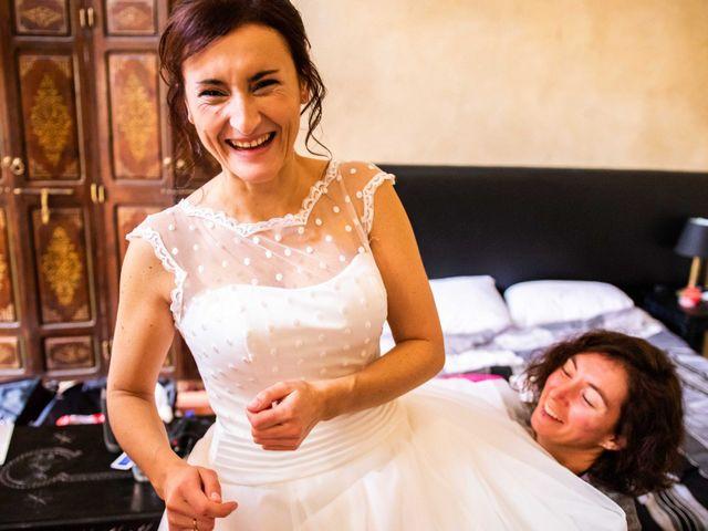Le mariage de Jérôme et Cécile à Bannay, Cher 9