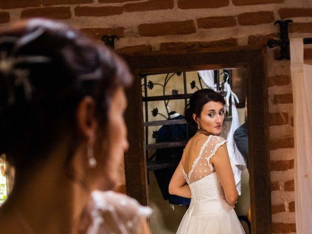 Le mariage de Jérôme et Cécile à Bannay, Cher 11