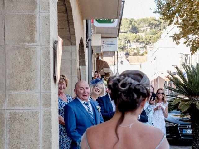 Le mariage de Pierre et Sylvie à Carqueiranne, Var 22