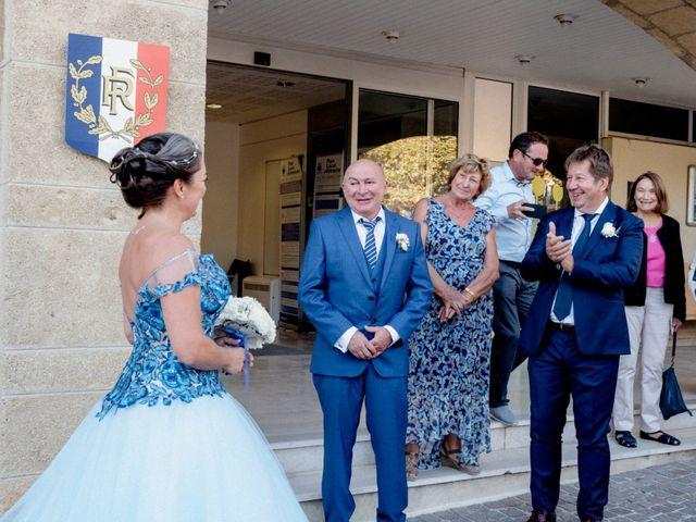 Le mariage de Pierre et Sylvie à Carqueiranne, Var 23