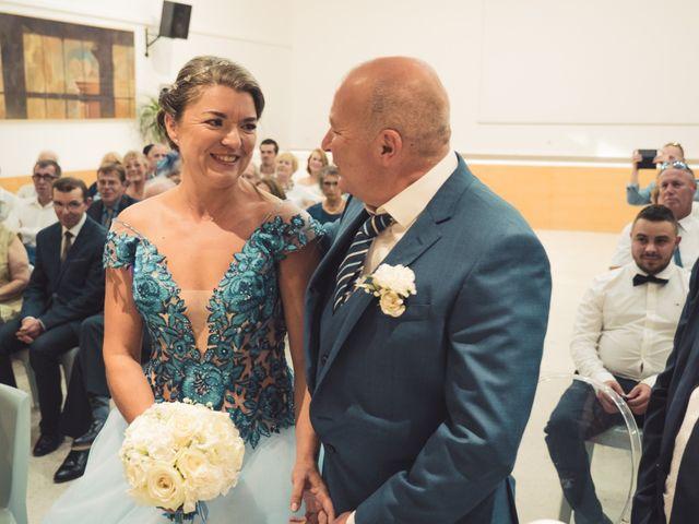 Le mariage de Pierre et Sylvie à Carqueiranne, Var 24
