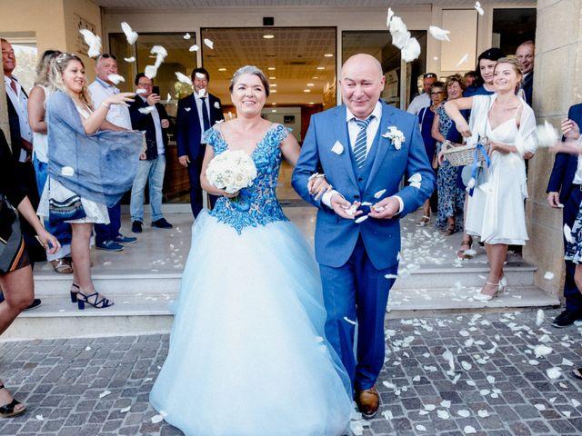 Le mariage de Pierre et Sylvie à Carqueiranne, Var 26