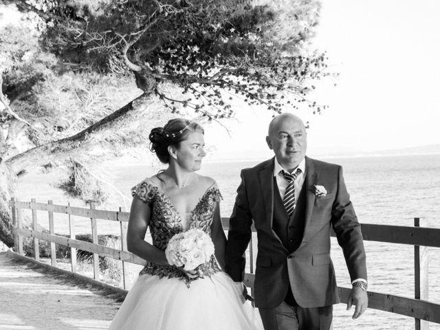 Le mariage de Pierre et Sylvie à Carqueiranne, Var 27
