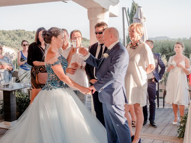 Le mariage de Pierre et Sylvie à Carqueiranne, Var 30