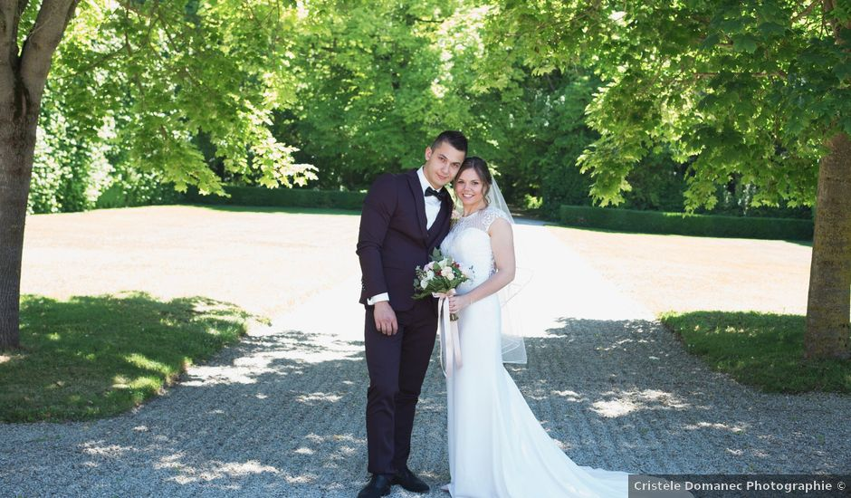 Le mariage de Thomas et Claire à Créney-près-Troyes, Aube