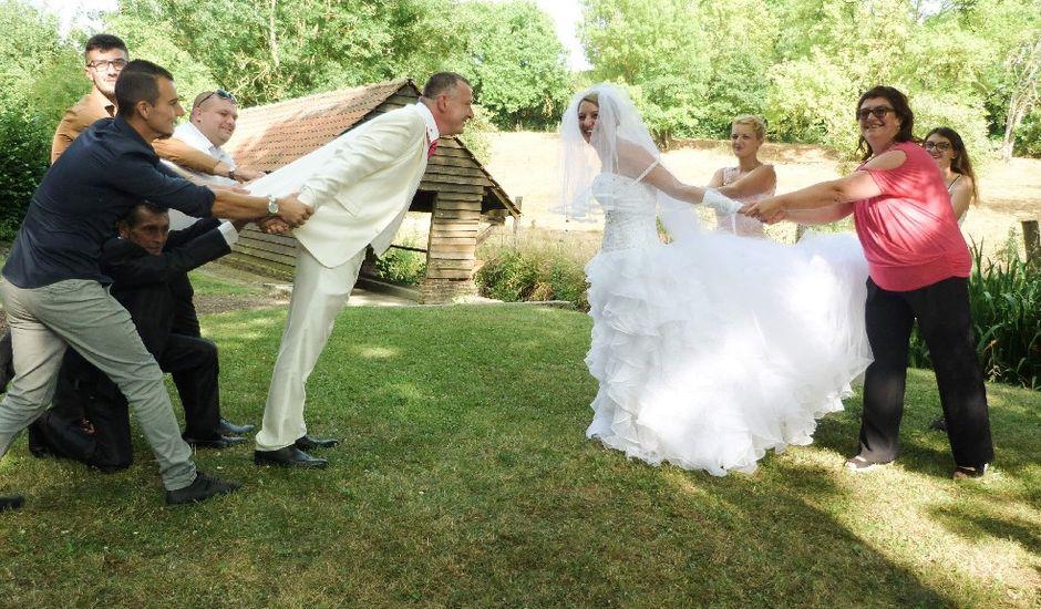 Le mariage de Anthony et Aurore à Fournival, Oise