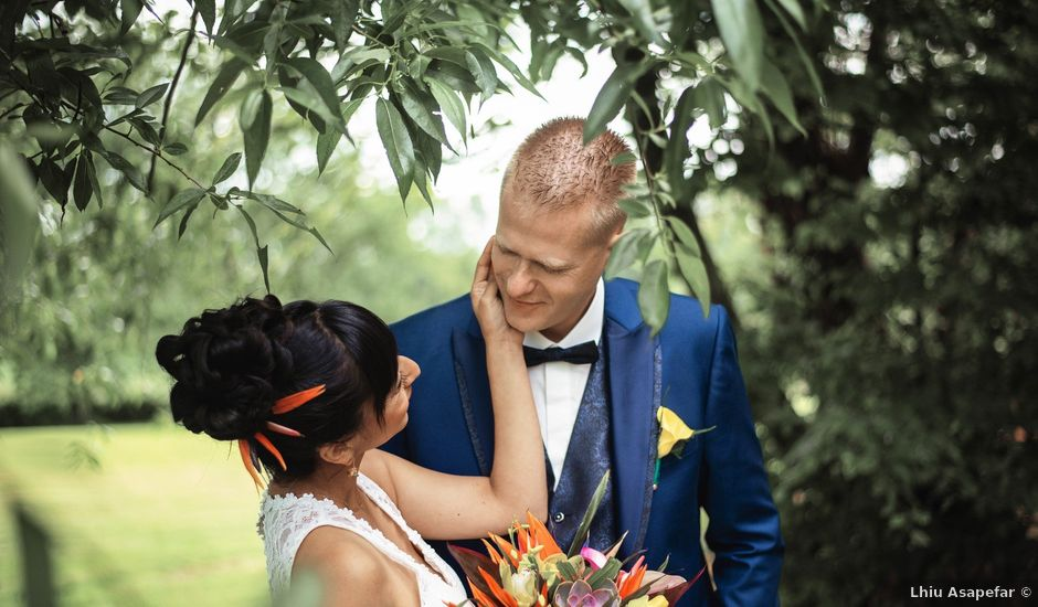 Le mariage de Marc-Antoine et Fleur à Savy-Berlette, Pas-de-Calais