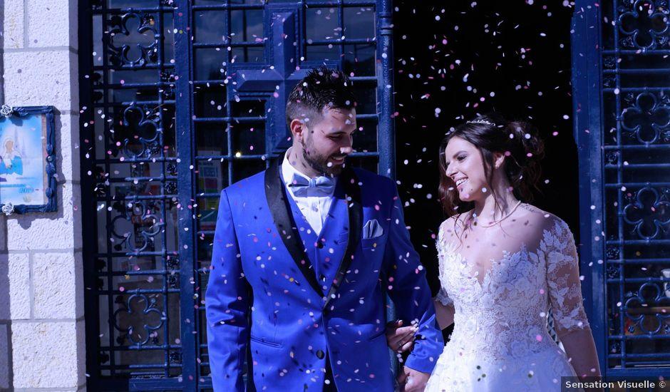 Le mariage de Thomas et Emilie à Grasse, Alpes-Maritimes