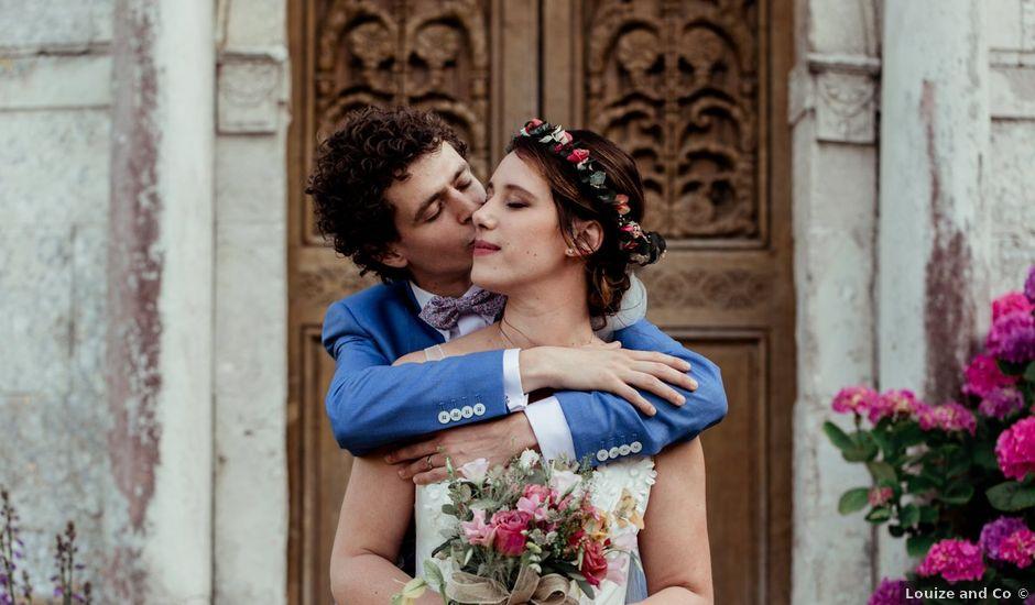 Le mariage de Sacha et Aurélie à Marly-le-Roi, Yvelines