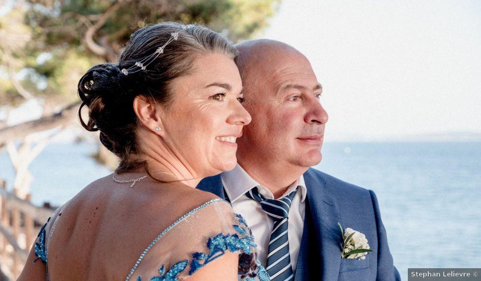 Le mariage de Pierre et Sylvie à Carqueiranne, Var