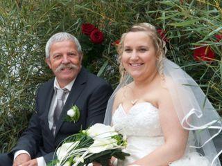 Le mariage de Elodie et Romain 1