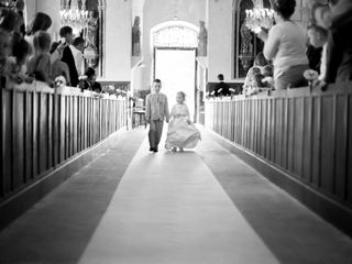 Le mariage de Caroline et Yves