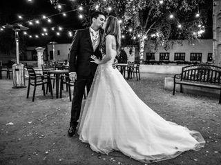 Le mariage de Myriam et David