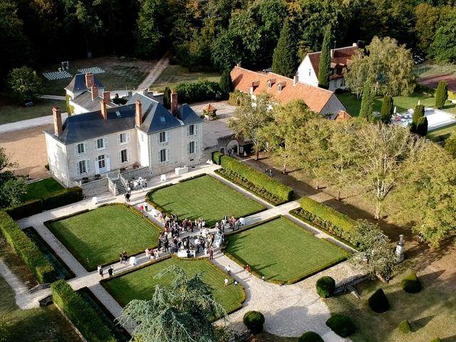 Le mariage de Stéphane et Elodie à Orléans, Loiret 44