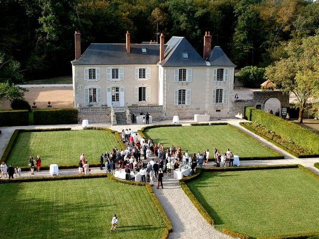 Le mariage de Stéphane et Elodie à Orléans, Loiret 45