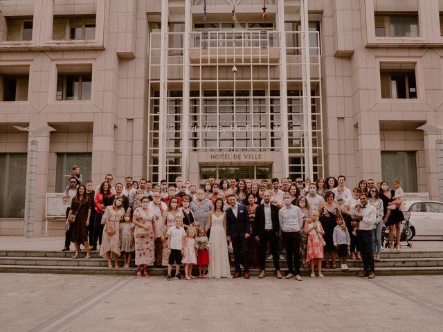 Le mariage de Matthieu et Céline à Pibrac, Haute-Garonne 34