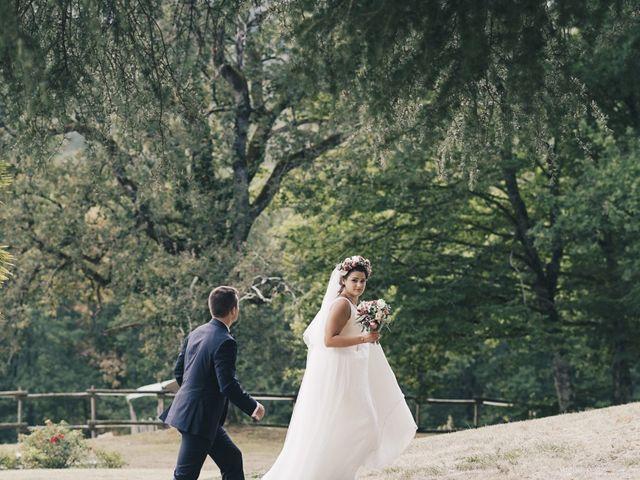 Le mariage de Thibaut et Blandine   à Campsegret, Dordogne 7