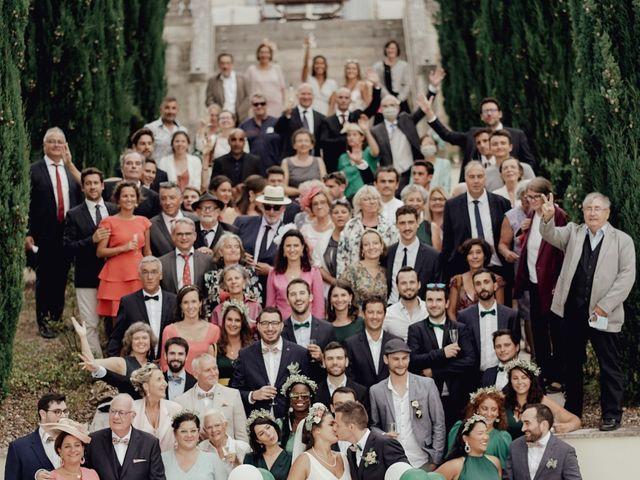 Le mariage de Thibaut et Blandine   à Campsegret, Dordogne 8