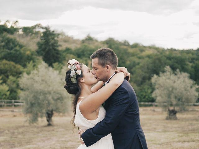 Le mariage de Thibaut et Blandine   à Campsegret, Dordogne 9