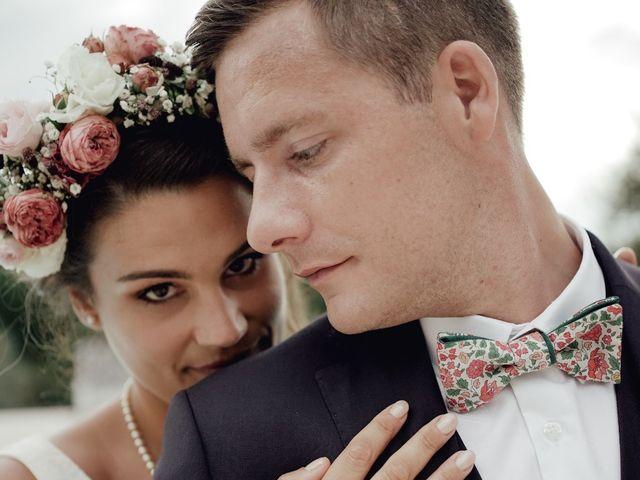 Le mariage de Thibaut et Blandine   à Campsegret, Dordogne 10