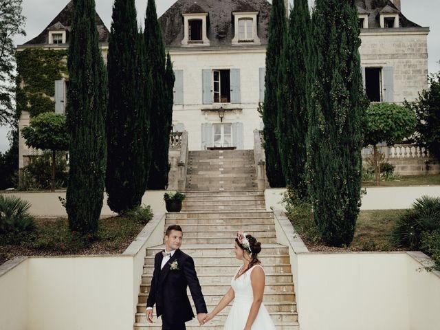Le mariage de Thibaut et Blandine   à Campsegret, Dordogne 11