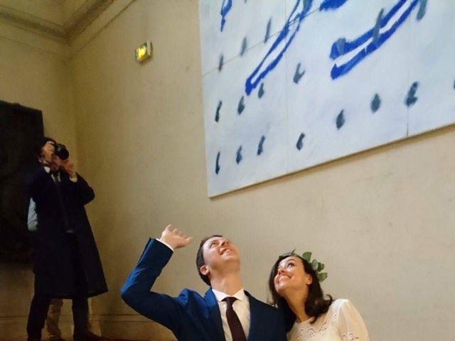 Le mariage de Carl et Raquel à Paris, Paris 7