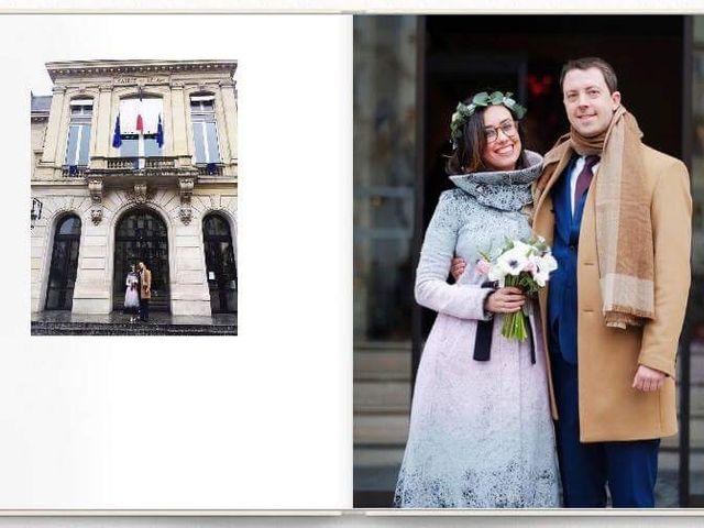 Le mariage de Carl et Raquel à Paris, Paris 12