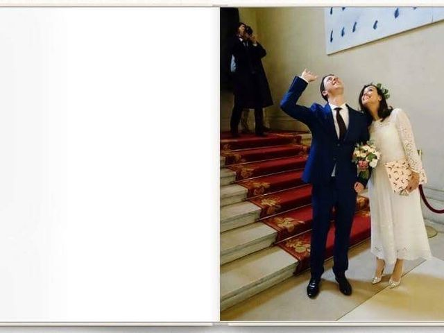 Le mariage de Carl et Raquel à Paris, Paris 22