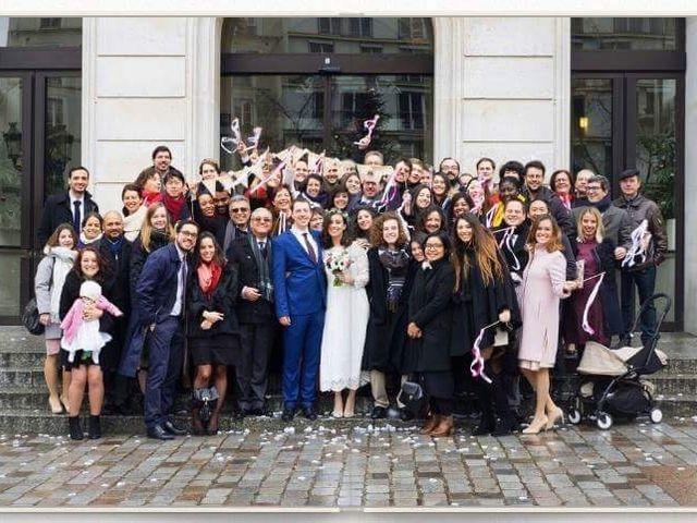 Le mariage de Carl et Raquel à Paris, Paris 24