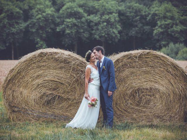 Le mariage de Cécile et Jeremy