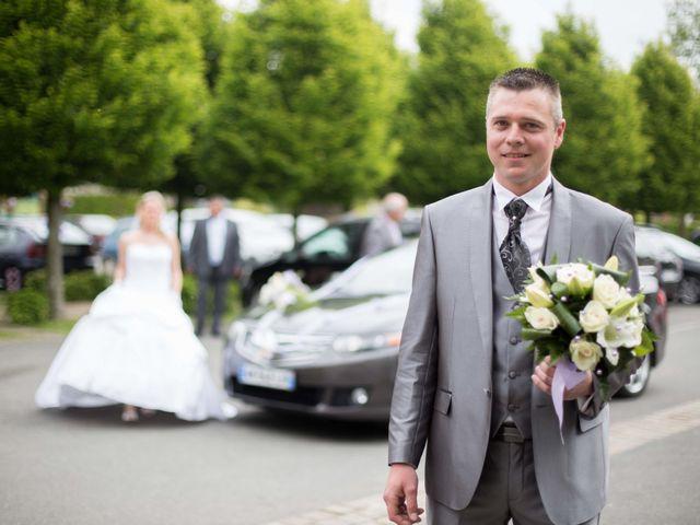 Le mariage de Yves et Caroline à Allouville-Bellefosse, Seine-Maritime 23