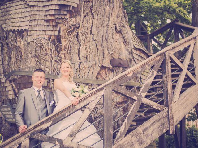 Le mariage de Yves et Caroline à Allouville-Bellefosse, Seine-Maritime 37