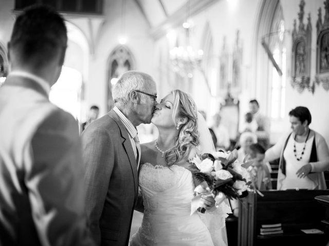 Le mariage de Yves et Caroline à Allouville-Bellefosse, Seine-Maritime 40
