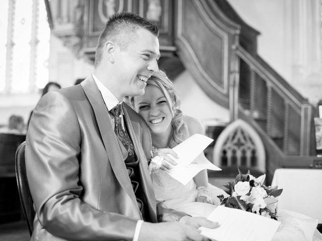 Le mariage de Yves et Caroline à Allouville-Bellefosse, Seine-Maritime 44