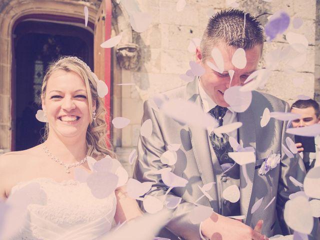 Le mariage de Yves et Caroline à Allouville-Bellefosse, Seine-Maritime 50