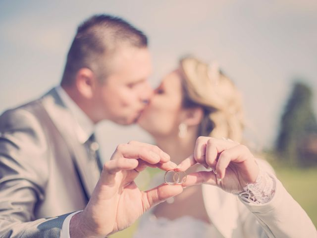 Le mariage de Yves et Caroline à Allouville-Bellefosse, Seine-Maritime 56