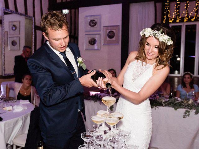 Le mariage de Liz et Richard