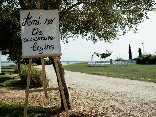 Le mariage de Noam et Sasha à Villeneuve-lès-Maguelone, Hérault 1